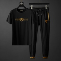 Versace Tracksuits Short Sleeved O-Neck For Men #755344