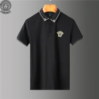 Versace T-Shirts Short Sleeved Polo For Men #755558