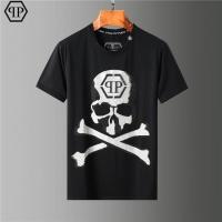 Philipp Plein PP T-Shirts Short Sleeved O-Neck For Men #755600