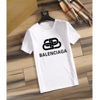 Balenciaga T-Shirts Short Sleeved O-Neck For Men #755916