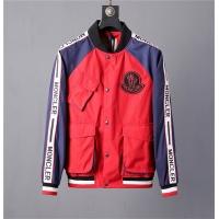 Moncler Jackets Long Sleeved Zipper For Men #756943