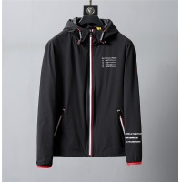 Moncler Jackets Long Sleeved Zipper For Men #756951