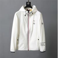 Moncler Jackets Long Sleeved Zipper For Men #756952