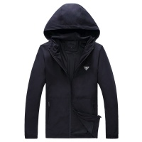 Prada Jackets Long Sleeved Zipper For Men #756954
