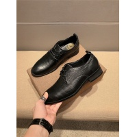 Versace Leather Shoes For Men #757179