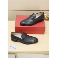 Ferragamo Salvatore FS Leather Shoes For Men #757185