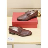 Ferragamo Salvatore FS Leather Shoes For Men #757186