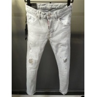 Dsquared Jeans Trousers For Men #757575
