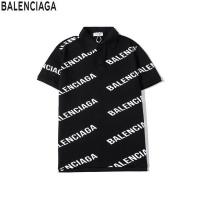Balenciaga T-Shirts Short Sleeved Polo For Men #758886