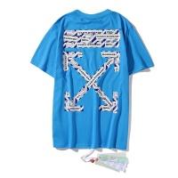 Off-White T-Shirts Short Sleeved O-Neck For Men #759302