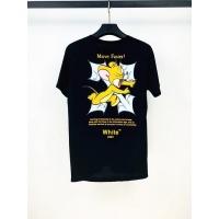 Off-White T-Shirts Short Sleeved O-Neck For Men #759351