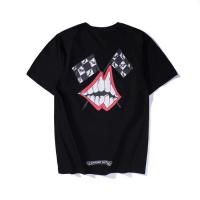 Chrome Hearts T-Shrits Short Sleeved O-Neck For Men #759640