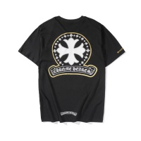 Chrome Hearts T-Shrits Short Sleeved O-Neck For Men #759660