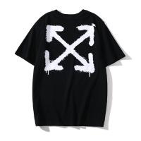 Off-White T-Shirts Short Sleeved O-Neck For Men #759727
