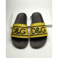 Dolce & Gabbana D&G Slippers For Men #760004
