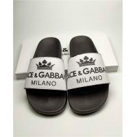 Dolce & Gabbana D&G Slippers For Men #760010