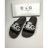 Dolce & Gabbana D&G Slippers For Women #760051