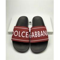 Dolce & Gabbana D&G Slippers For Women #760068