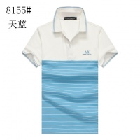 Armani T-Shirts Short Sleeved Polo For Men #760076