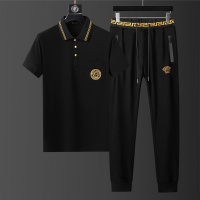 Versace Tracksuits Short Sleeved Polo For Men #760893