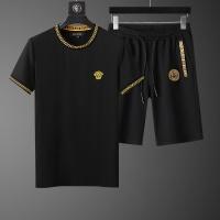 Versace Tracksuits Short Sleeved O-Neck For Men #760993