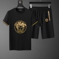Versace Tracksuits Short Sleeved O-Neck For Men #761004