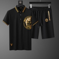 Versace Tracksuits Short Sleeved Polo For Men #761015