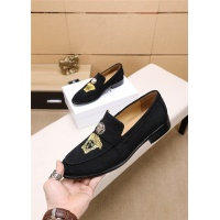 Versace Leather Shoes For Men #761125