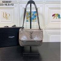 Yves Saint Laurent YSL AAA Shoulder Bags For Women #761186