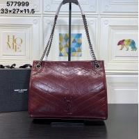 Yves Saint Laurent YSL AAA Shoulder Bags For Women #761201