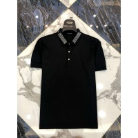Versace T-Shirts Short Sleeved Polo For Men #761232