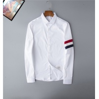 Thom Browne TB Shirts Long Sleeved Polo For Men #761500