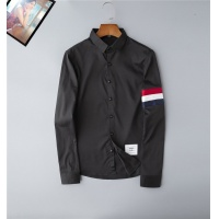 Thom Browne TB Shirts Long Sleeved Polo For Men #761501