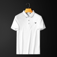 Armani T-Shirts Short Sleeved Polo For Men #761844