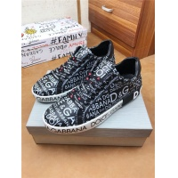 Dolce & Gabbana D&G Casual Shoes For Men #761898