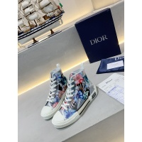 Christian Dior High Tops Shoes For Men #762110