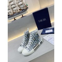 Christian Dior High Tops Shoes For Men #762114