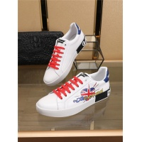 Dolce & Gabbana D&G Casual Shoes For Men #763016