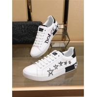 Dolce & Gabbana D&G Casual Shoes For Men #763018
