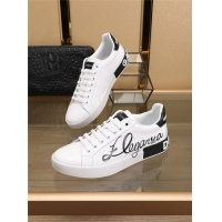 Dolce & Gabbana D&G Casual Shoes For Men #763019