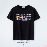 Balenciaga T-Shirts Short Sleeved O-Neck For Men #763132