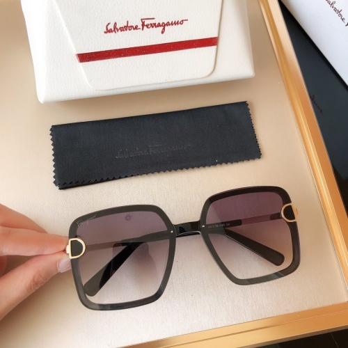Ferragamo Salvatore FS AAA Quality Sunglasses #764082