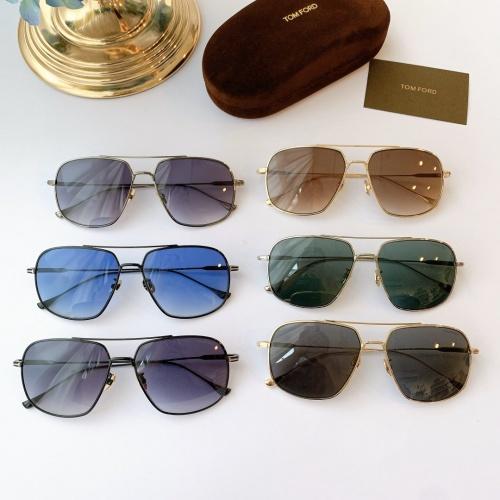 Cheap Tom Ford AAA Quality Sunglasses #769399 Replica Wholesale [$46.56 USD] [W#769399] on Replica Tom Ford AAA Sunglasses