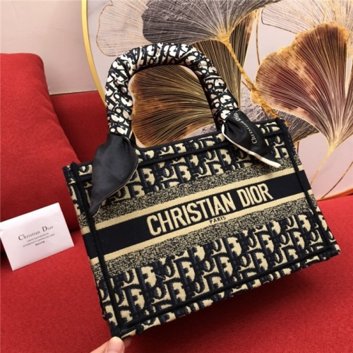Cheap Christian Dior AAA Quality Handbags #770173 Replica Wholesale [$66.93 USD] [W#770173] on Replica Christian Dior AAA Handbags