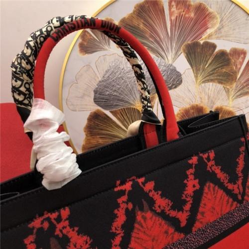 Cheap Christian Dior AAA Quality Handbags #770175 Replica Wholesale [$75.66 USD] [W#770175] on Replica Christian Dior AAA Handbags