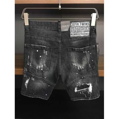 Cheap Dsquared Jeans Shorts For Men #770312 Replica Wholesale [$50.44 USD] [W#770312] on Replica Dsquared Jeans