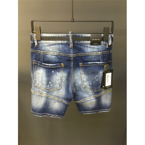 Cheap Dsquared Jeans Shorts For Men #770318 Replica Wholesale [$50.44 USD] [W#770318] on Replica Dsquared Jeans