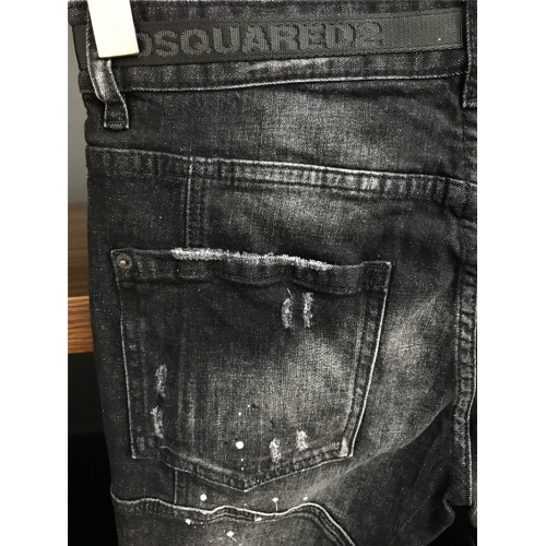 Cheap Dsquared Jeans Shorts For Men #770319 Replica Wholesale [$50.44 USD] [W#770319] on Replica Dsquared Jeans