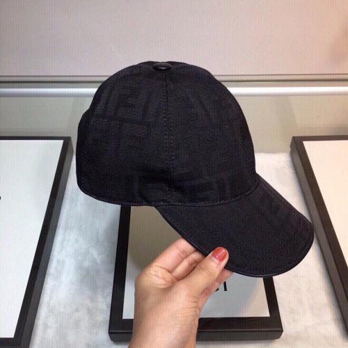 Cheap Fendi Caps #770340 Replica Wholesale [$32.98 USD] [W#770340] on Replica Fendi Caps