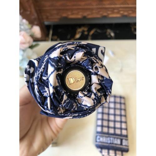 Cheap Christian Dior Umbrellas #770359 Replica Wholesale [$34.92 USD] [W#770359] on Replica Christian Dior Umbrellas
